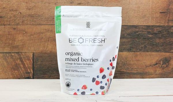 Organic Mixed Berries (Frozen)