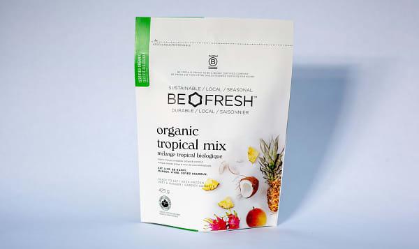 Organic Tropical Blend (Frozen)