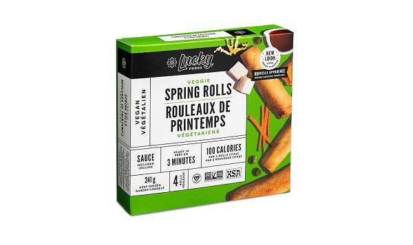 Original Spring Rolls (Frozen)