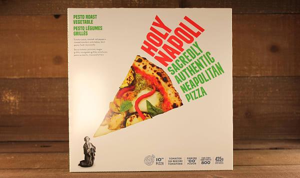 Pesto Roast Vegetable Pizza (Frozen)