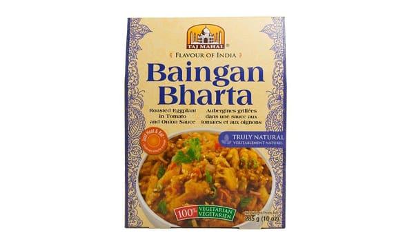 Baingan Bharta (eggplant)