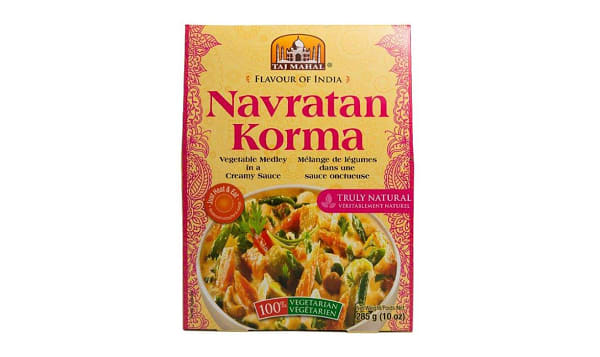 Navratan Korma (Mixed Veg/Cottage Cheese)