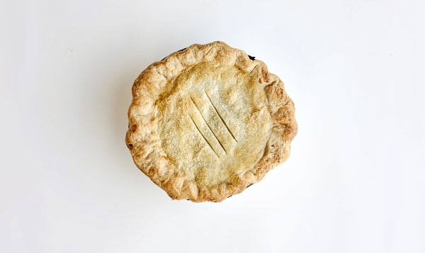 Vegetarian Pot Pie (Frozen)