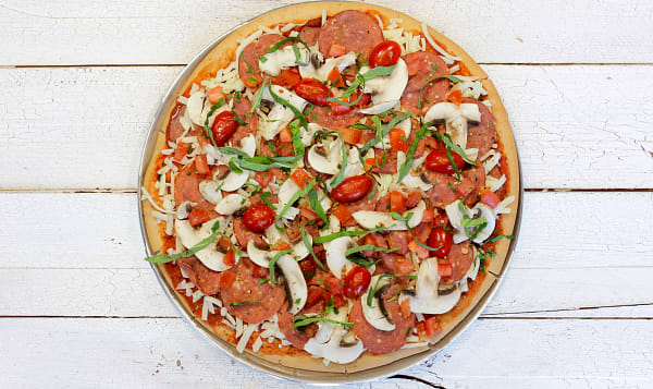 Bowness Pizza - Dairy Free