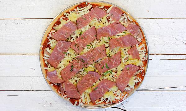Hillhurst Pizza - Dairy Free