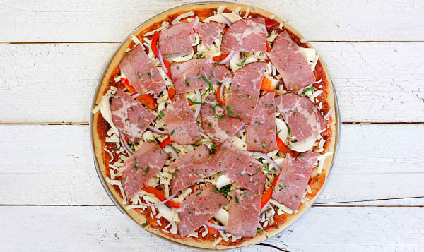 Killarney Pizza - Dairy Free