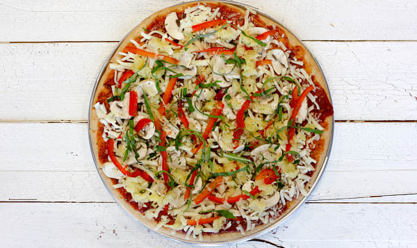 Britannia Pizza - Vegan
