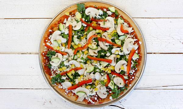Harvest Hills Pizza - Vegan