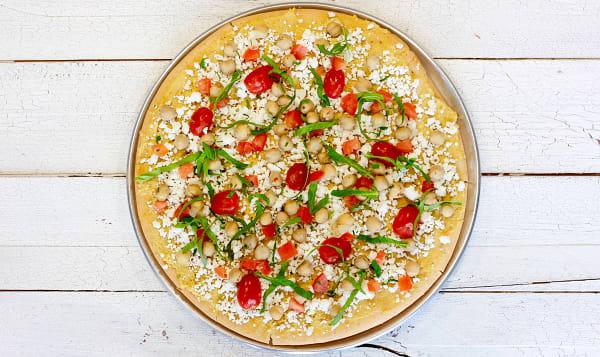 Mardaloop Pizza - Vegan