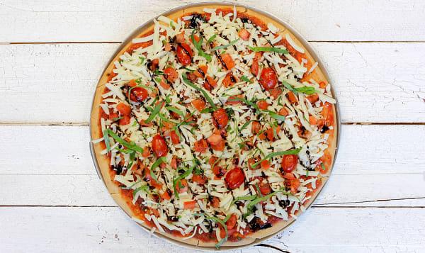 Redstone Pizza - Vegan