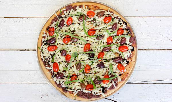 Tuscany Pizza - Vegan
