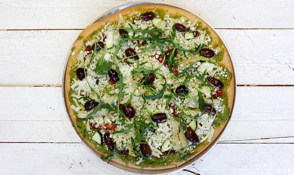 Sundance Pizza - Vegan