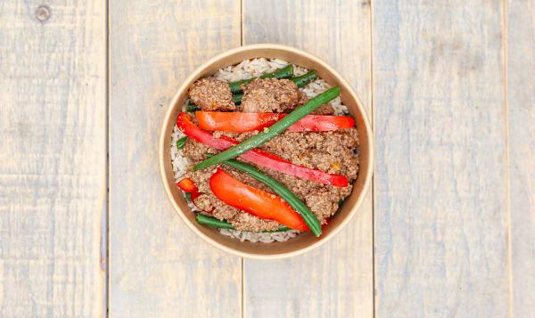 Szechuan Mandarin Beef