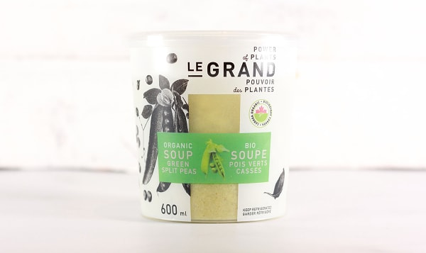 Organic Split Peas Soup