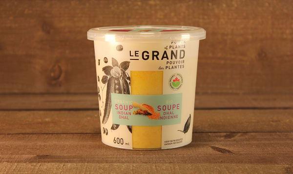 Organic Indian Dhal Soup