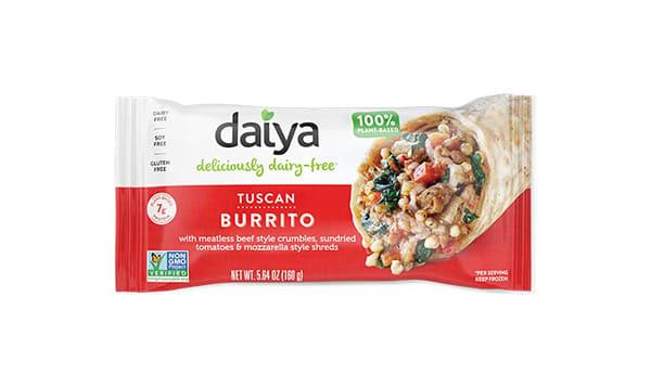 Burrito - Tuscan (Frozen)