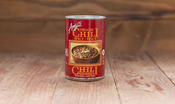 Organic Medium Chilli w/ Vegetables - BPA Free