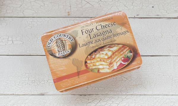 Four Cheese Lasagna (Frozen)