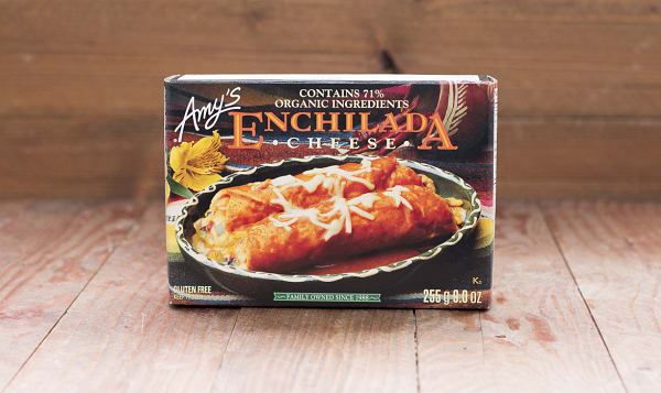 Cheese Enchiladas (Frozen)