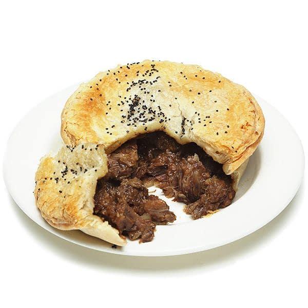 Aussie Pie - Poppy Seed Topping (Frozen)