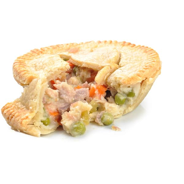 Chicken Pot Pie - 4  (Frozen)