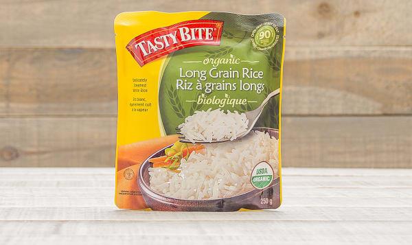 Organic Long Grain Rice