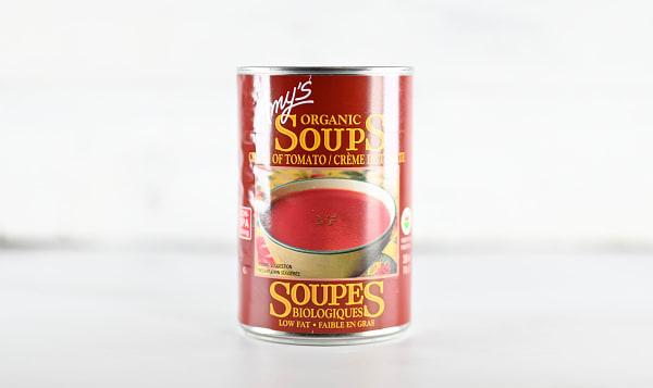 Organic Cream of Tomato Soup - BPA Free