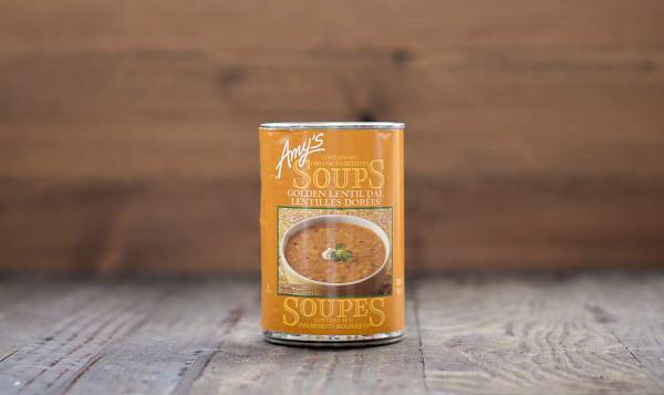 Golden Lentil Dal Soup - BPA Free