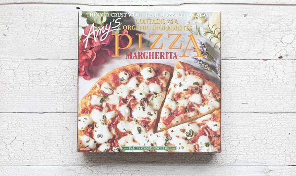 Margherita Pizza (Frozen)