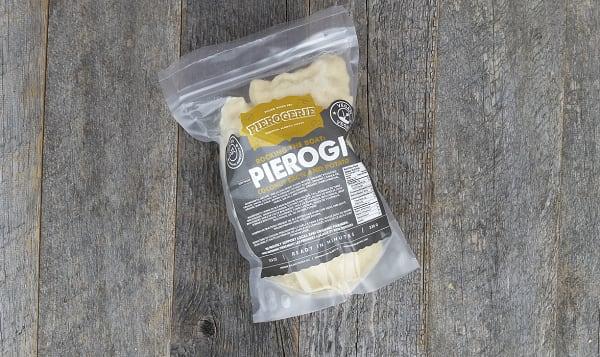 Organic Coconut Bac'n + Potato Pierogies (Frozen)