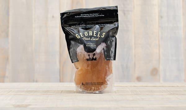 Georels Bone Broth Chicken Bone Broth 700ml Shop At Spud Ca