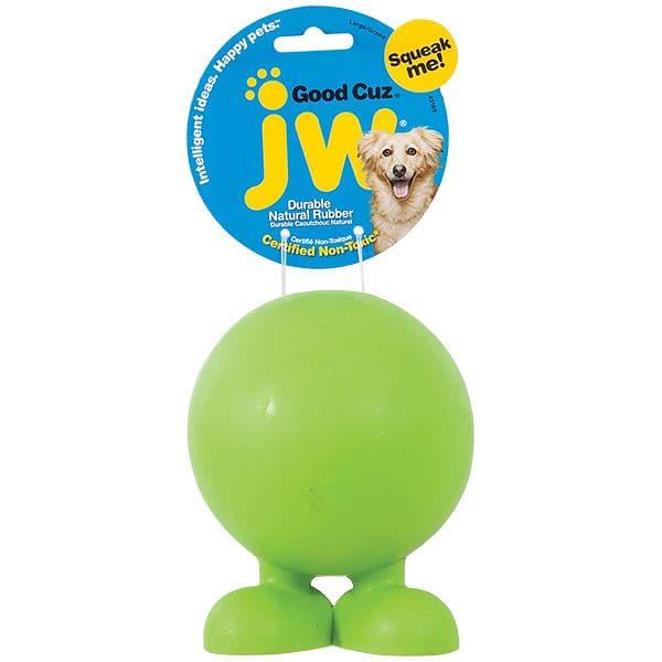Medium Good Cuz Dog Toy - Colours Vary