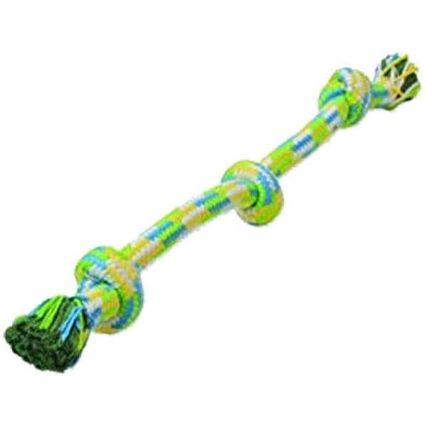 Braidys Rope - 3 Knot Rope Tug 20