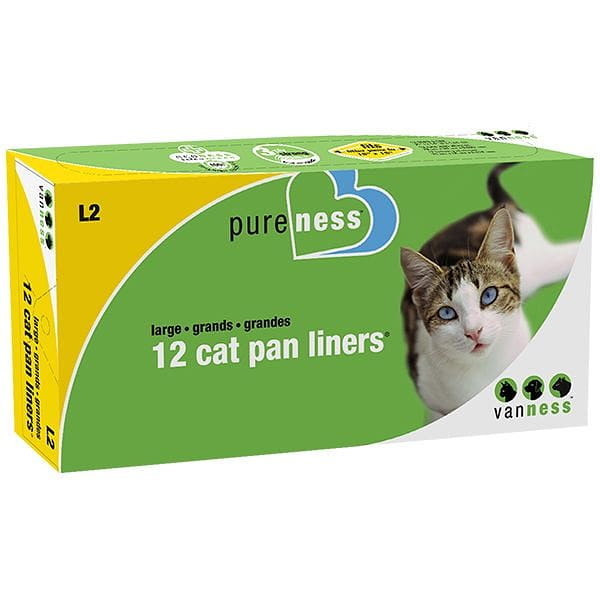Litter Pan Liners - 31x14