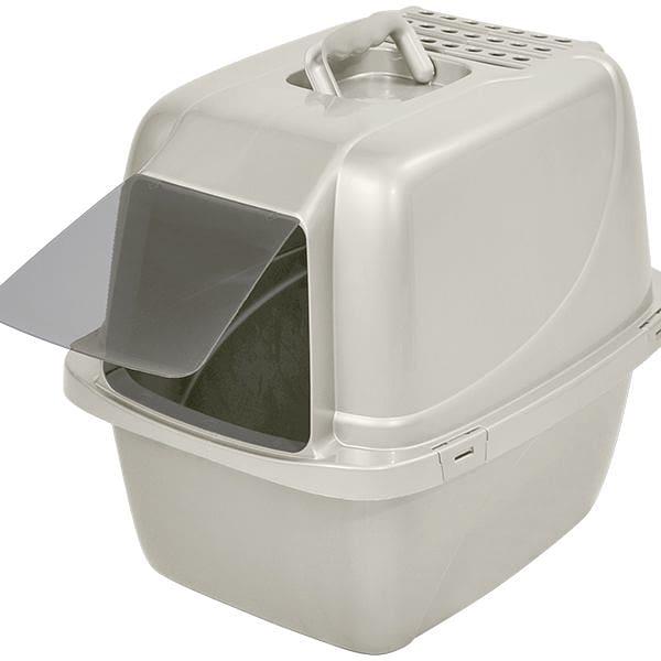 Enclosed Litter Pan - 19x15x16