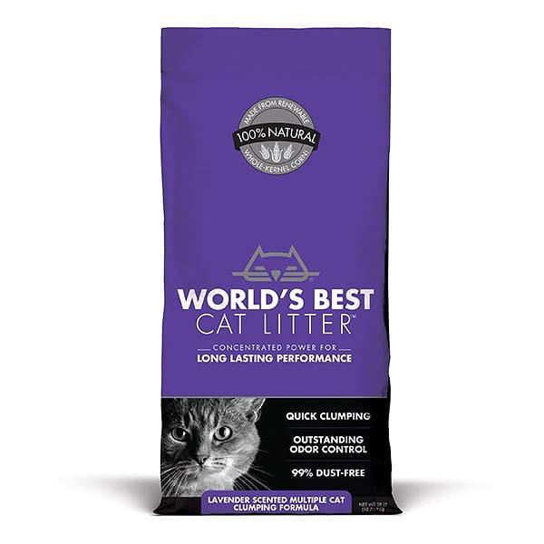 Cat Litter - Scented Multi Cat Clumping Formula