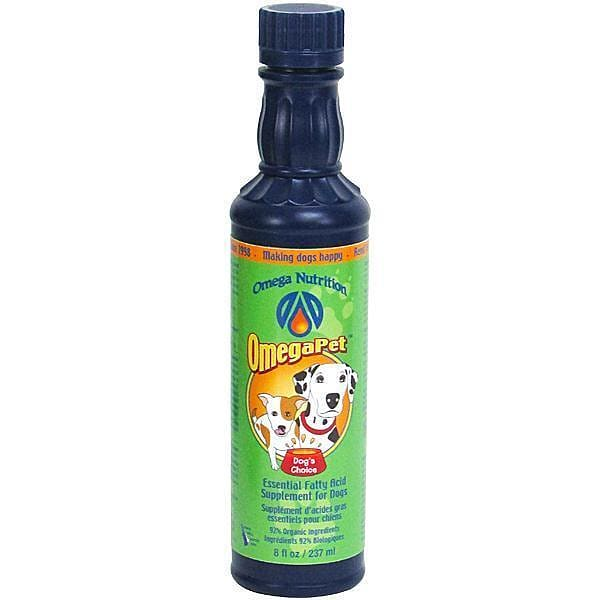 Organic OmegaPet Dog Oil