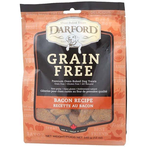 Grain Free Bacon Dog Treats