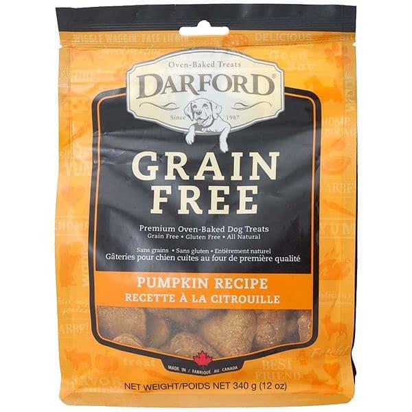 Grain Free Pumpkin Dog Treats