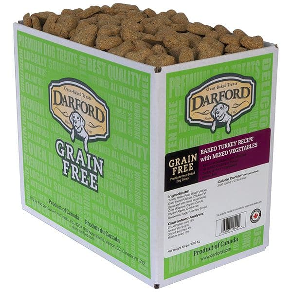 Grain Free Turkey Dog Treats