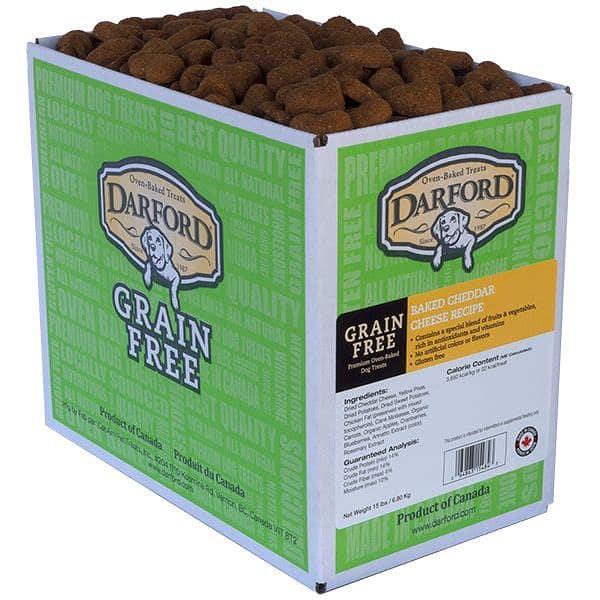 Grain Free Cheddar Cheese Dog Treats