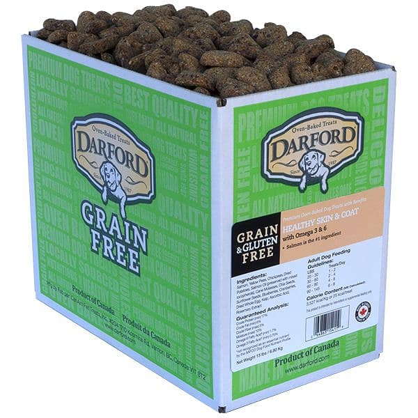 Grain Free Skin & Coat Dog Treats
