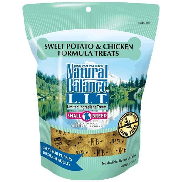 Small Breed Limited Ingredient Treats: Chicken & Sweet Potato Dog Treats
