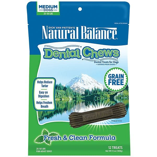 Fresh & Clean DentalChews - Medium to Large