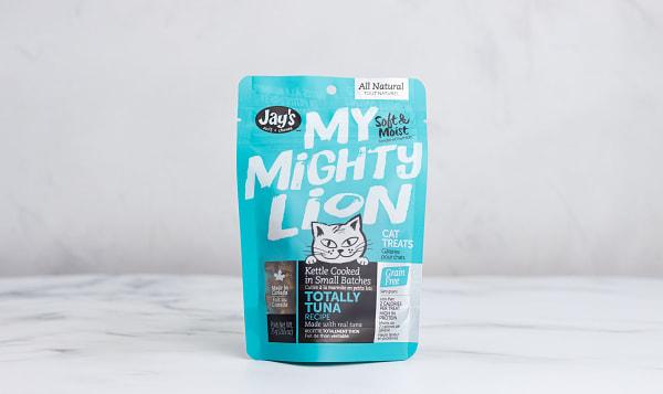 My Mighty Lion - Totally Tuna Cat Treats