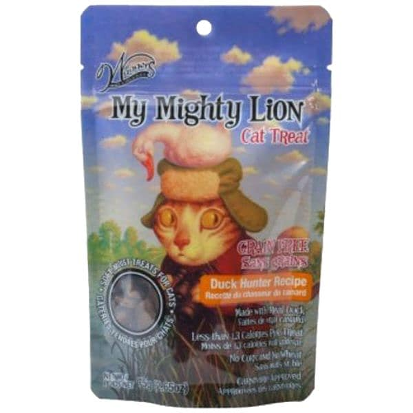 My Mighty Lion - Duck Hunter Cat Treats