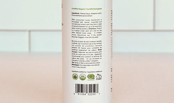 Deodorant - Unscented