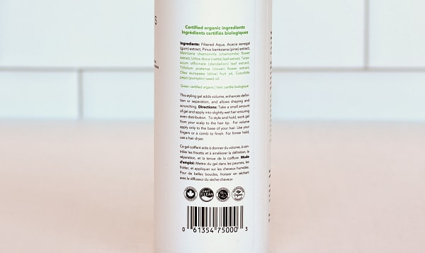 Alcohol-Free Styling Gel - Unscented