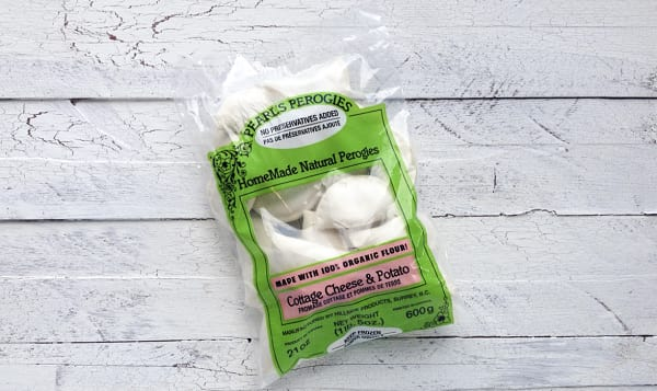 Cottage Cheese & Potato Perogies (Frozen)