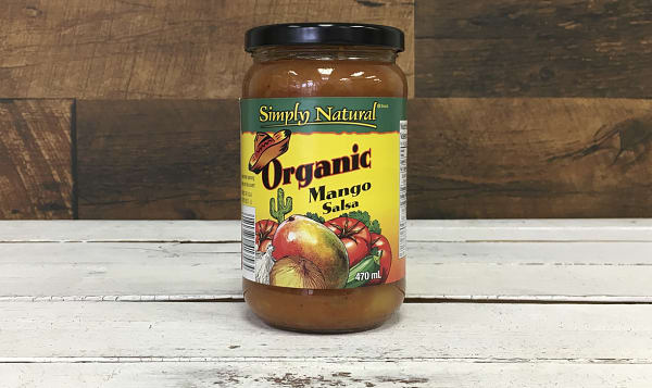 Organic Mango Salsa